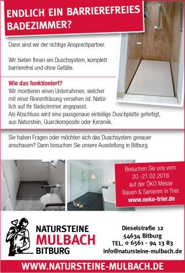 Bodengleiche Dusche Podest : Bäder und bodengleiche dusche ...