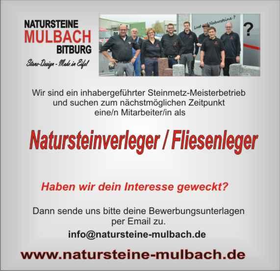 Natursteine Mulbach Bitburg - Stone Design Made in Eifel
